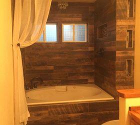 bathroom renovation a custom upgrade on a budget. bathroom shower ...