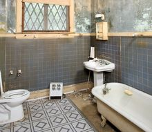 before after renovating a 100 year old southern charm fixer upper, bathroom ideas, bedroom ideas, home improvement, kitchen design