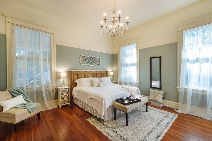 Before after renovating a 100 year old southern charm fixer upper hometalk Fixer upper master bedroom pictures