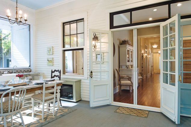 Before Amp After Renovating A 100 Year Old Southern Charm