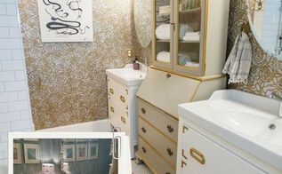 maxed out bathroom storage bathroom remodel, bathroom ideas, diy, home improvement, storage ideas