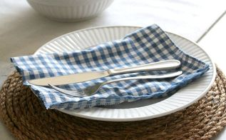 diy rope placemats, crafts, how to