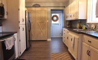 farmhouse kitchen reno for cheap, diy, home improvement, home maintenance repairs, kitchen design