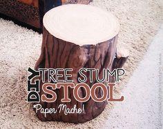 Crafty ideas idea box by gerri dumas domicolo hometalk for Paper mache furniture ideas