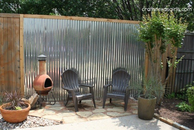 15 privacy fences that will turn your yard into a secluded Screens for outdoor areas