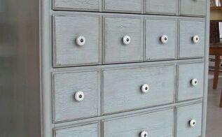 chalk paint dark wax cabinet transformation, chalk paint, kitchen cabinets, kitchen design