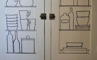 sometimes even a good diy needs to be updated, home decor, painted furniture