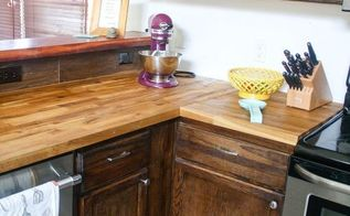 butcher block countertops my experience, countertops, kitchen design
