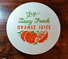 upcycle an old lazy susan with some vintage graphic flair, crafts, repurposing upcycling