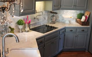 kitchen backsplash makeover, diy, kitchen backsplash, kitchen design, tiling