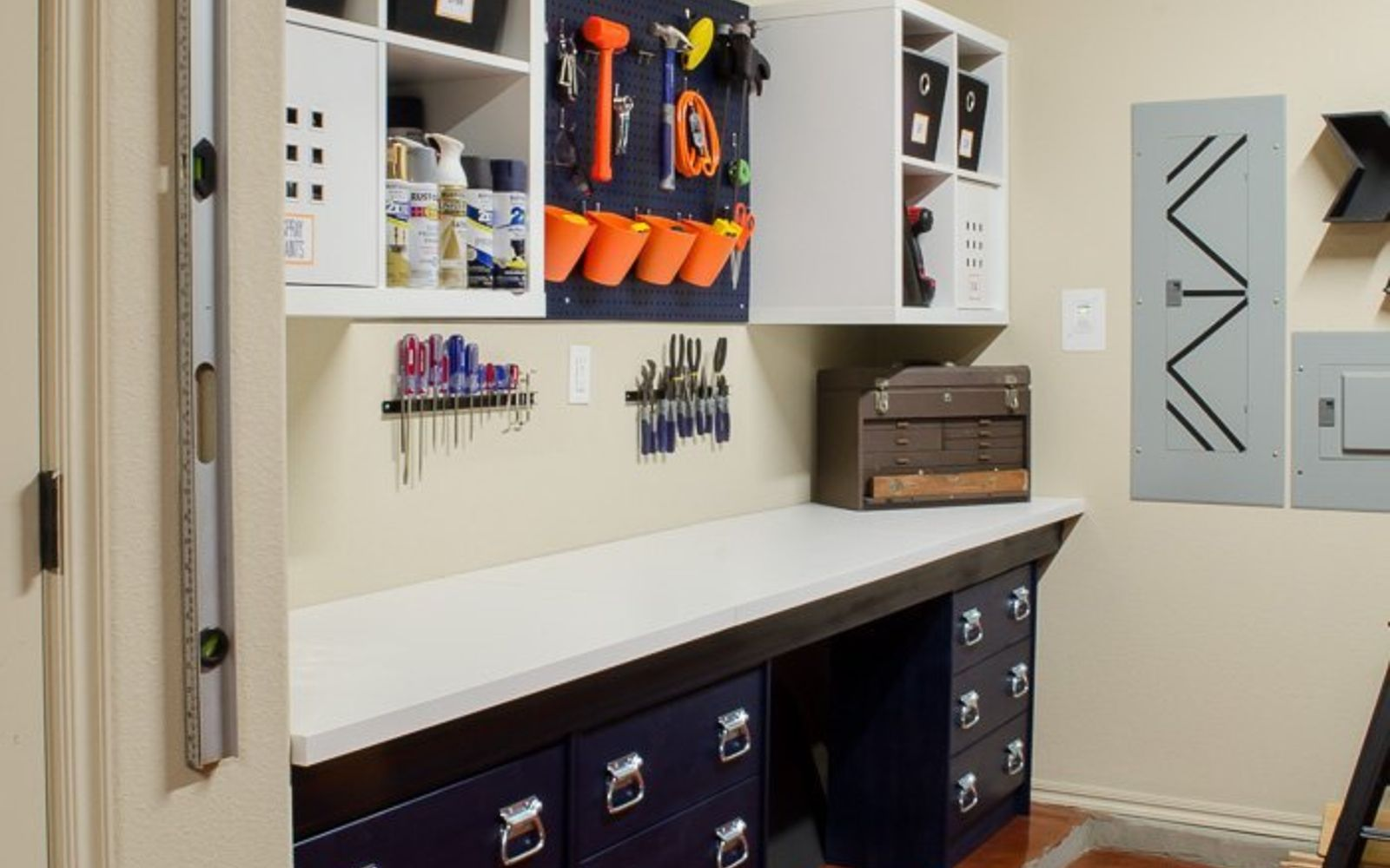 ikea garage shelving ideas - 12 Clever Garage Storage Ideas from Highly organized
