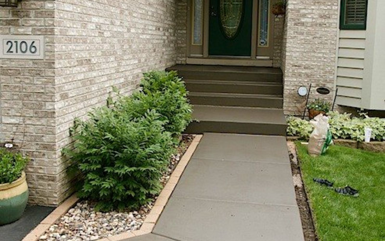 curb appeal ideas for front yards quick easy huge impact raised ranch style homes pinterest