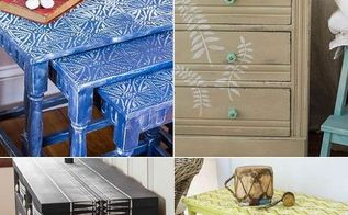 the many styles of chalk paint and furniture stencils, chalk paint, painted furniture, painting, rustic furniture, shabby chic