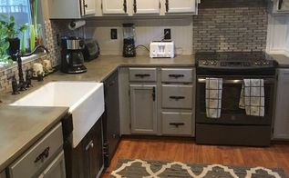 a little kitchen remodel, home improvement, kitchen design