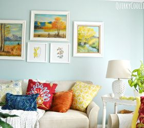 Budget Decorating, Living Room Ideas, Wall Decor