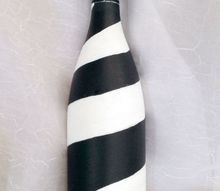 q it doesn t look right what should i do to the lighthouse, crafts, Wine Bottle Lighthouse Cape Hatteras by CreativeChameleon on Etsy