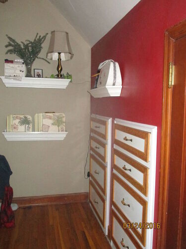 Decorating With Sloped Walls In Small 8x12 Bedroom Hometalk