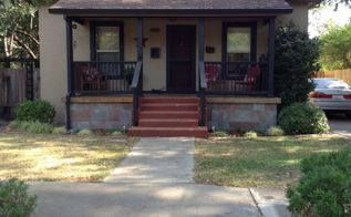 q paint color for concrete steps, curb appeal, paint colors
