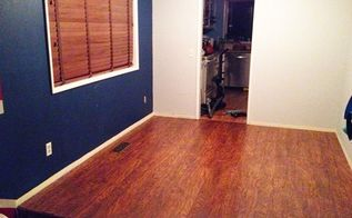 how not to install laminate flooring, diy, flooring, hardwood floors, home improvement, home maintenance repairs