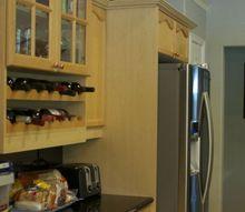 updated kitchen cabinet reveal, kitchen cabinets, kitchen design, painting