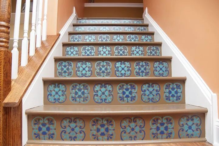 15 Bold Ways To Redo Your Outdated Staircase Without