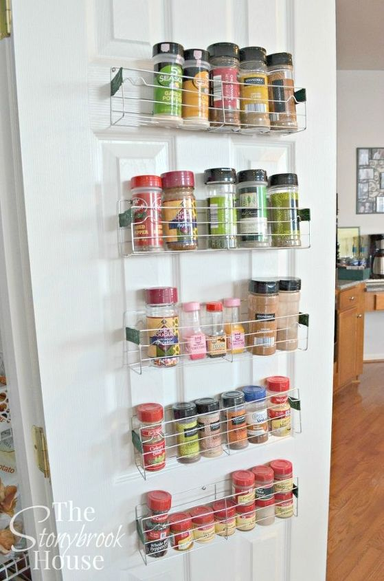 10 borderline brilliant ways to store spices and save for Counter space small kitchen storage ideas