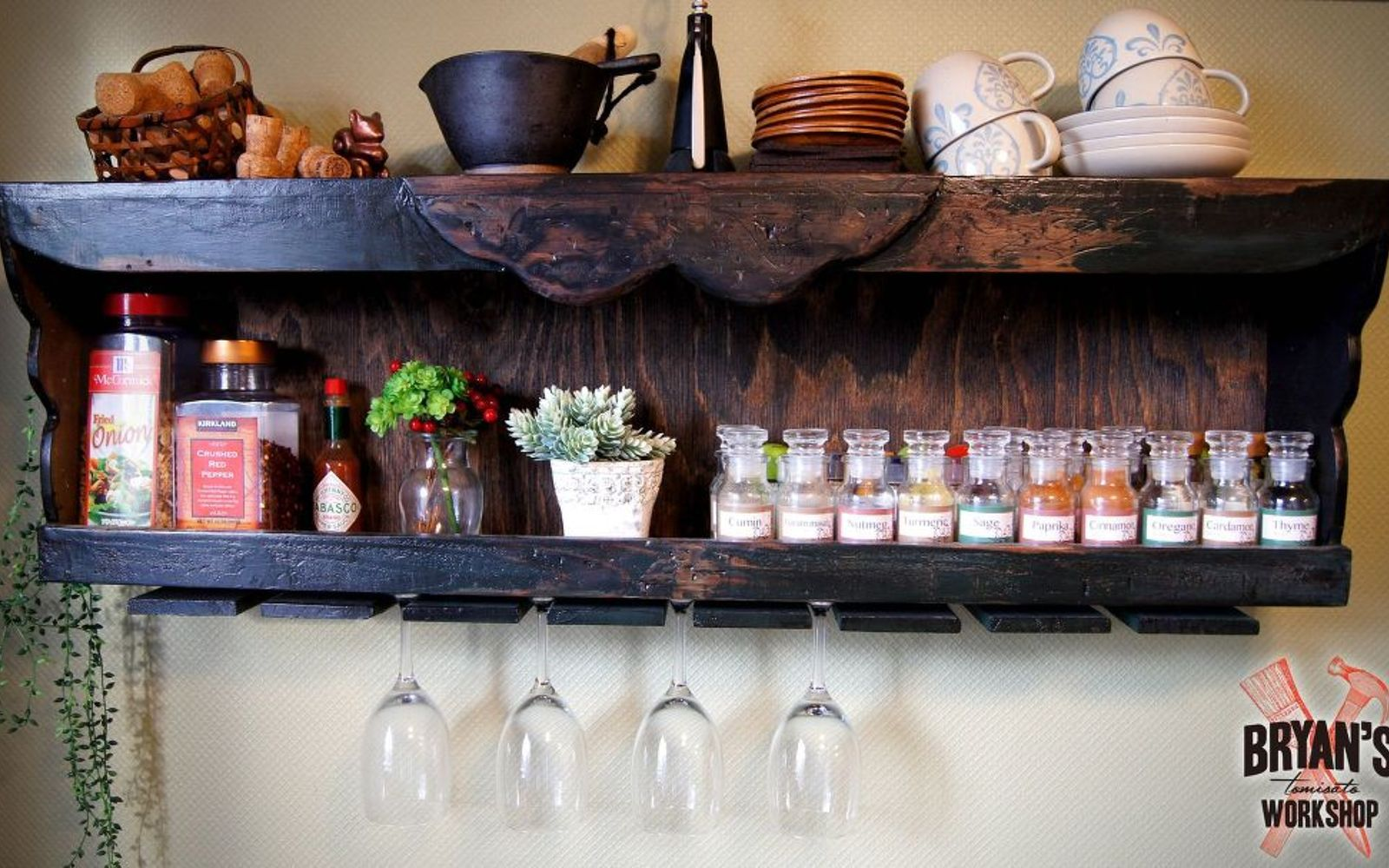 10 Borderline Brilliant Ways to Store Spices (And Save ...