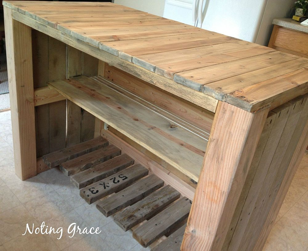 Repurposed Kitchen Island 19 Incredible Kitchen Islands Made From Totally Unexpected Things