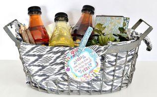 tea gift basket ideas free printable tags, crafts