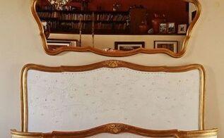 dream bed, diy, painted furniture