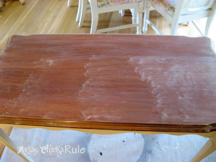 Update Old Wood Stained Furniture Easily Quickly Hometalk