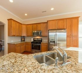 Q Should I Restain Or Paint My Cabinets, Kitchen Cabinets, Kitchen Design  ...
