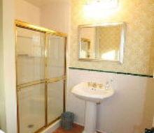 bathroom makeover renovation diy, bathroom ideas, home decor