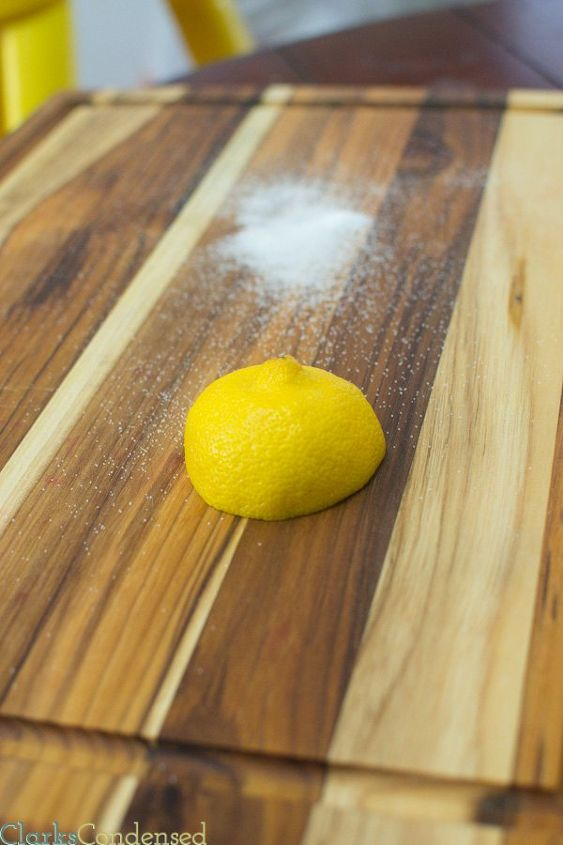 How To Oil And Clean Wood Cutting Boards Hometalk