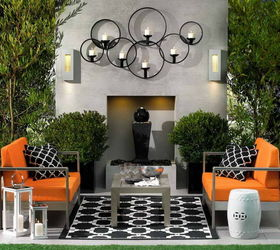 Make The Most Of A Small Patio With These 15 Stylish Ideas, Home Decor, ...