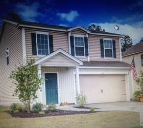 Affordable Need Advice For Curb Appeal And Paint Colors Hometalk With What  Color To Paint Front Door Of Tan House.