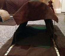 my cat tent from a to z, diy, how to, pets, pets animals