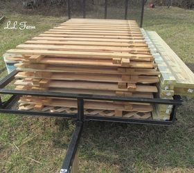 diy garden fence using picket fence panels diy fences gardening woodworking projects