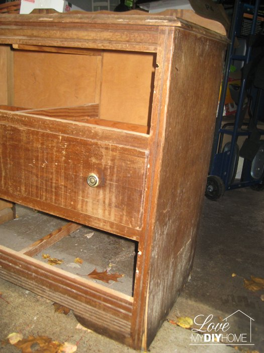 Dresser Turned Tv Stand Trash To Treasure Hometalk