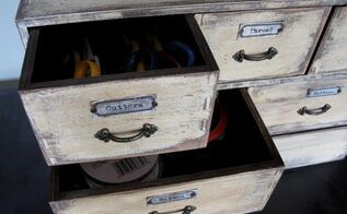 ikea cabinet and soda can labels diy, chalk paint, crafts, diy, how to, painted furniture, repurposing upcycling, storage ideas