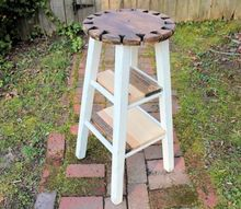a little gear s tool table, diy, painted furniture, repurposing upcycling, tools