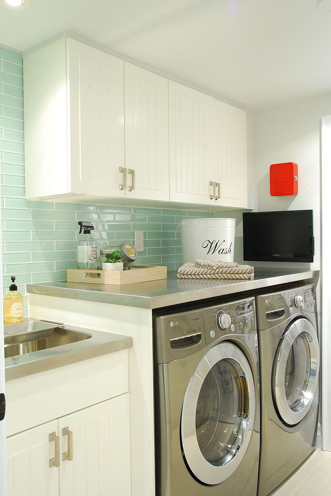 11 Easy Updates That Will Make You Love Your Laundry Room