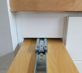 Hidden Kitchen Storage Turn A Filler Panel Into A Pull Out Cabinet, Kitchen  Cabinets,