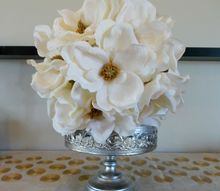 magnolia flower ball diy, crafts, flowers