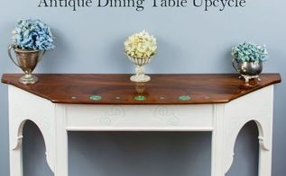 from crap to console the beauty in the beast, diy, painted furniture, repurposing upcycling, woodworking projects