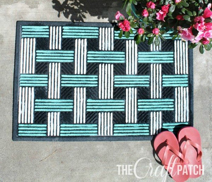 11 Inviting Welcome Mats That Will Make Your Neighbors