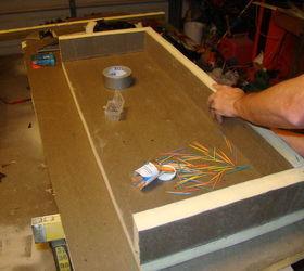 easy and light cornice boards from foam board how to window treatments windows - Cornice Board