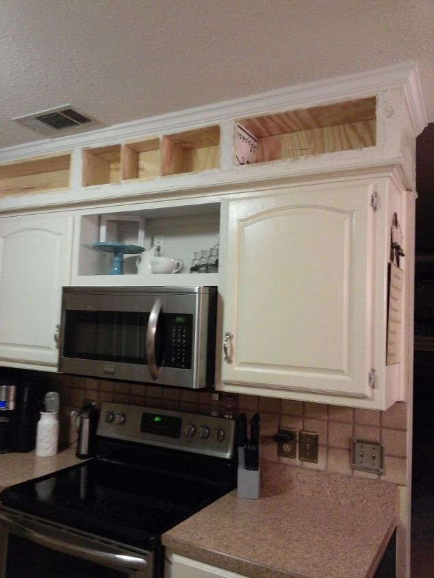 Installing Used Kitchen Cabinets
