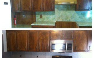 the easiest diy kitchen backsplash ever , kitchen backsplash, kitchen design