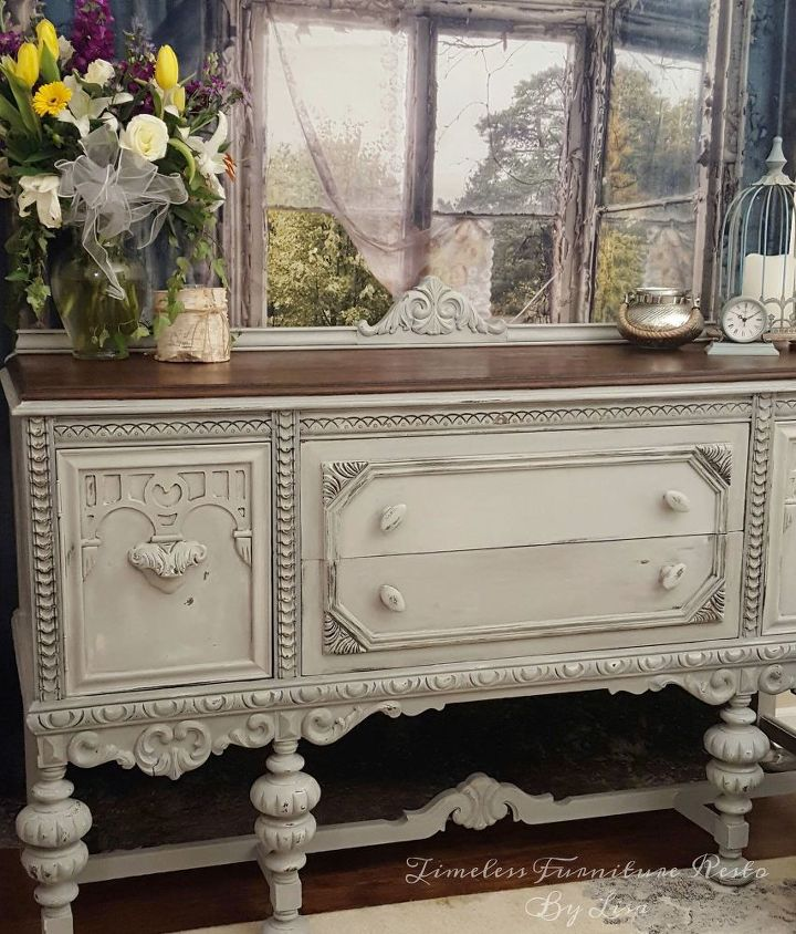 How To Antique Paint Furniture With Color